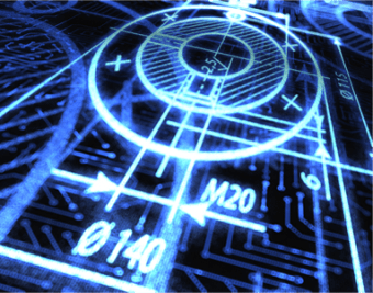 New CAD Creation & Digital Non-Contact Measurement